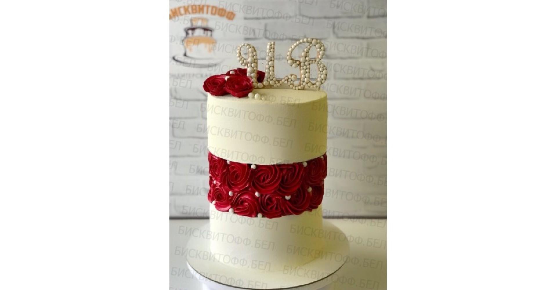 Свадебные торты!!!ПРЕДЗАКАЗ!!!